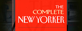 The Complete New Yorker by Dante Ferrarini for Kosa Minore (Kosaminore.com)